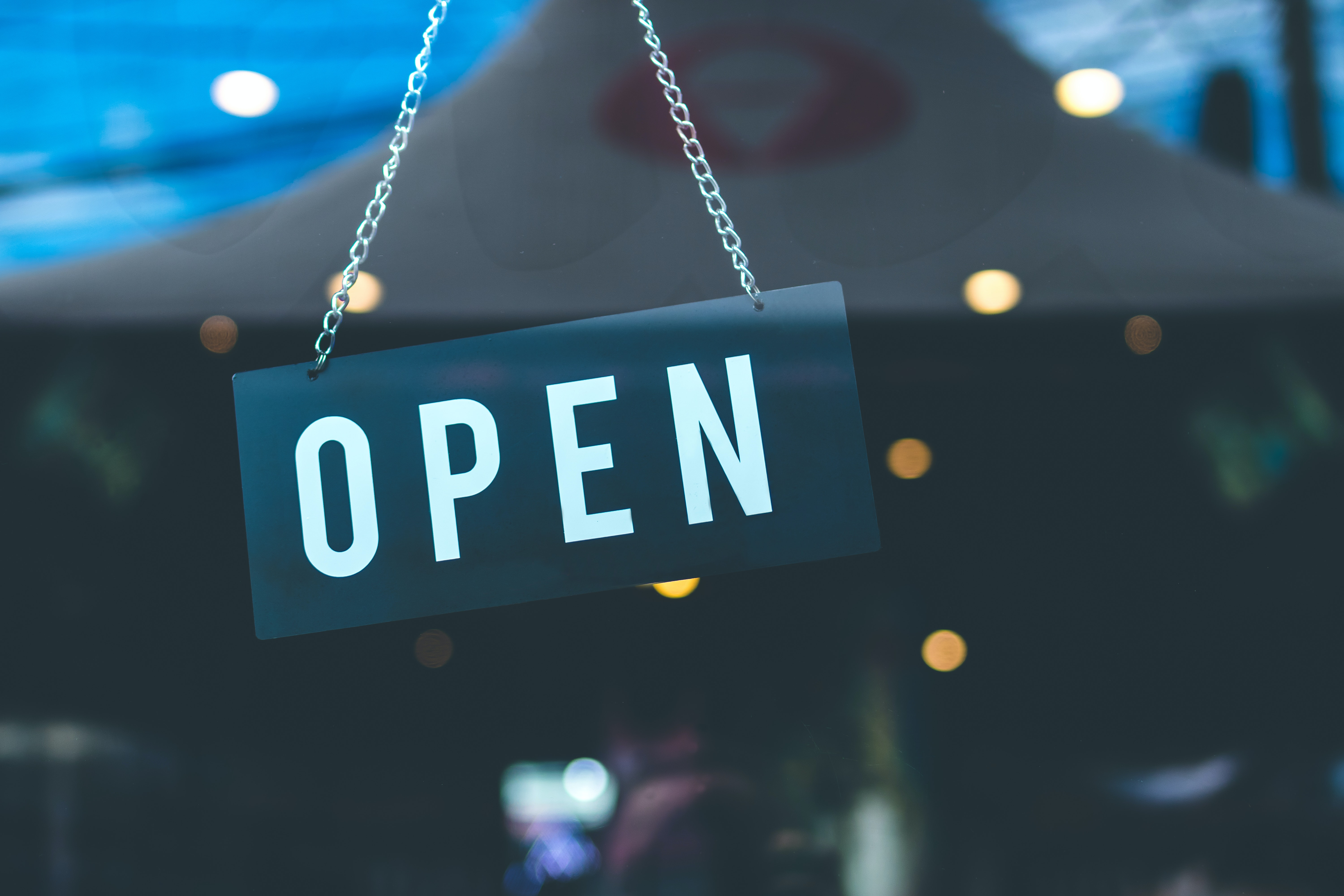 reopening the workplace - open for business